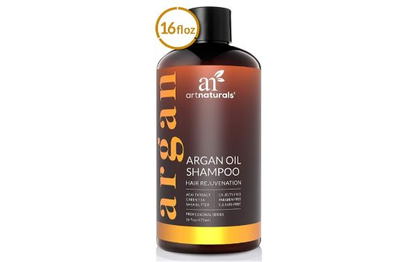 4. ArtNaturals Argan Oil Shampoo