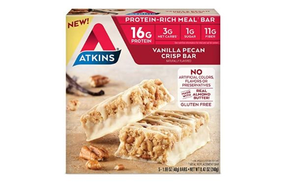 Atkins Protein-Rich Meal Bar