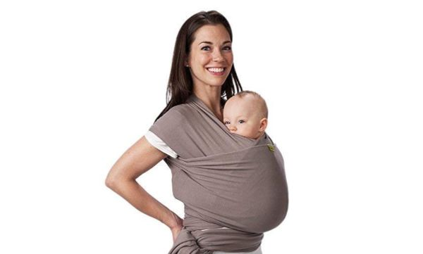 12. Boba Wrap Baby Carrier