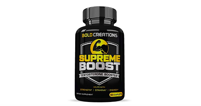Bold Creations' Supreme Boost