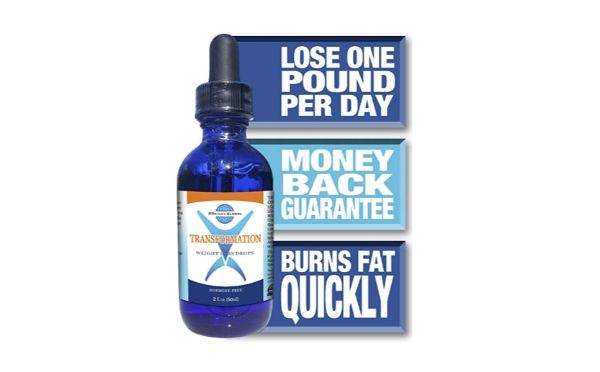 1. BSkinny Global Transformation Weight Loss Drops