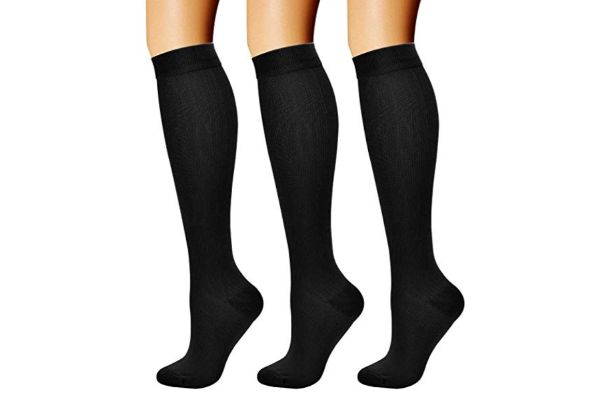 CHARMKING Compression Socks for Women