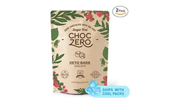 ChocZero Keto Bark