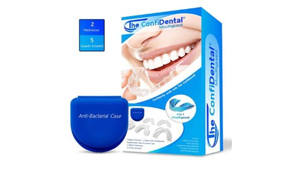 The ConfiDental Mouthguard for Teeth Grinding