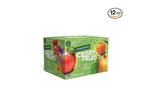 Crispy Green Freeze-Dried Fruit