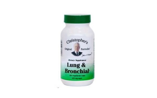 6. Dr. Christopher's Lung and Bronchial Formula