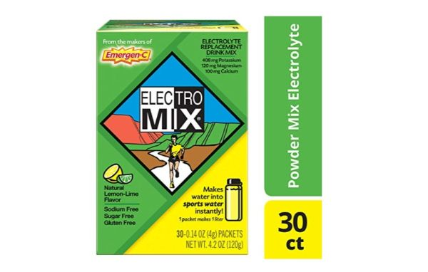 Emergen-C ElectroMix Electrolyte Replacement