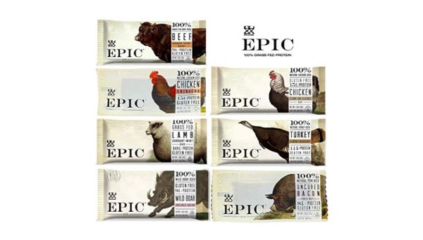 Epic Provisions All Natural Meat Bar
