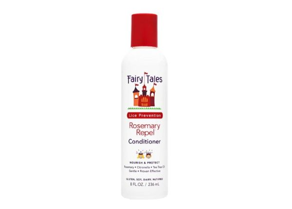 2. Fairy Tales Rosemary Repel Conditioner