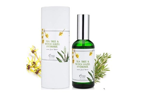 Hello Cider Tea Tree Witch Hazel Face Toner