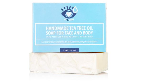 Heyedrate Tea Tree Oil Soap For Face and Body