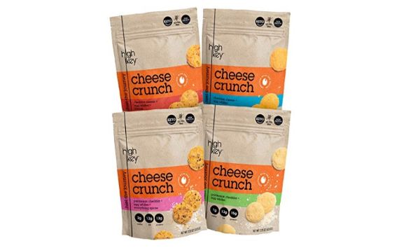 HighKey Snacks Cheese Crunch