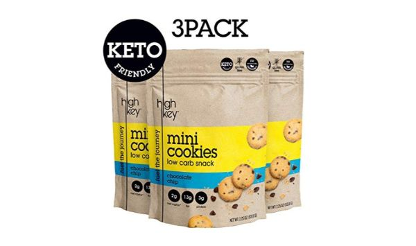 HighKey Snacks Keto Mini Cookies