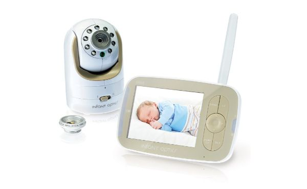 7. Infant Optics Video Baby Monitor