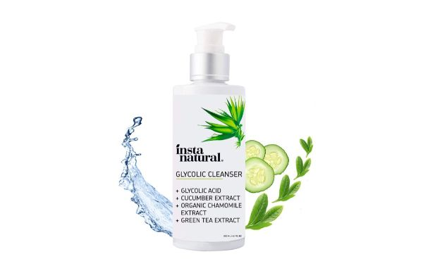 5. InstaNatural Glycolic Cleanser