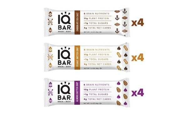 IQ BAR Brain + Body Bar
