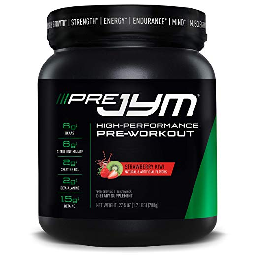 9. Pre JYM pre-workout Powder
