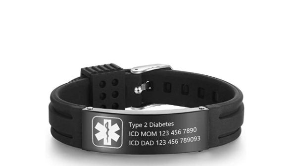 14. Lam Hub Fong Medical Bracelet