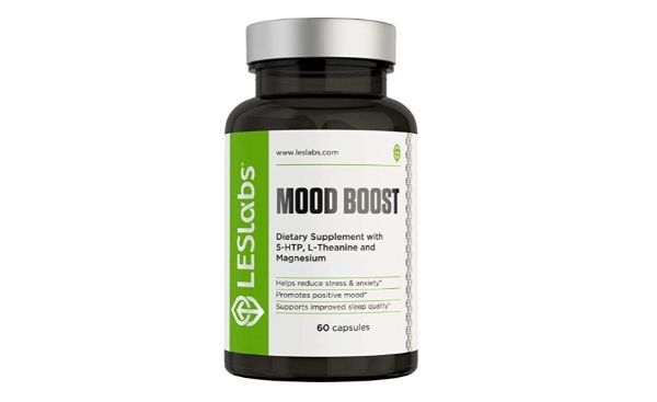 LES Labs Mood Boost Capsules