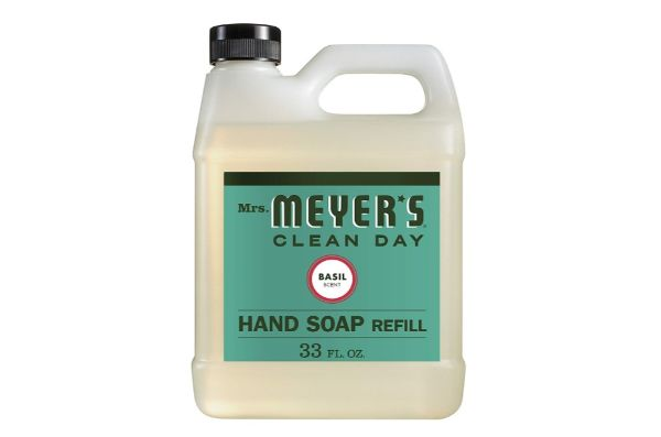 4. Mrs. Meyer's Clean Day Hand Soap