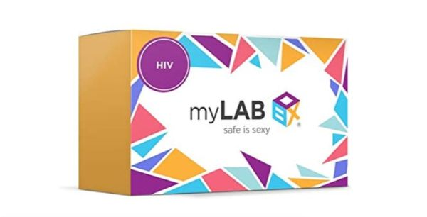 myLAB STD At-Home Test For Women