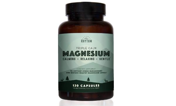 13. Natural Rhythm Triple Calm Magnesium