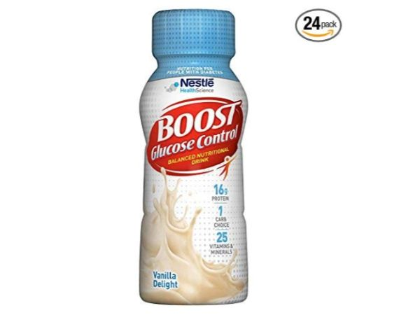 Nestle Boost Glucose Control Nutritional Drink