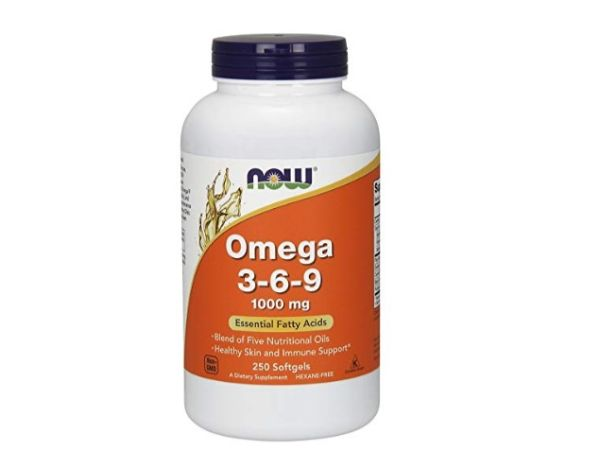 NOW Supplements Omega 3-6-9