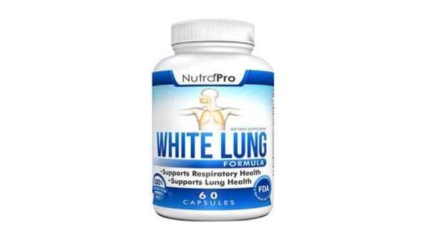 3. NutraPro White Lung