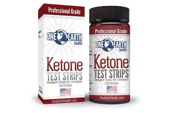 13. One Earth Health Ketone Test Strips