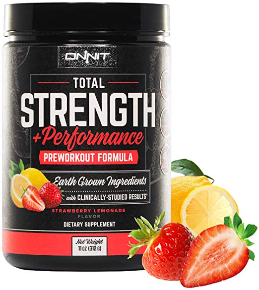 10. Onnit Total Strength and Performance