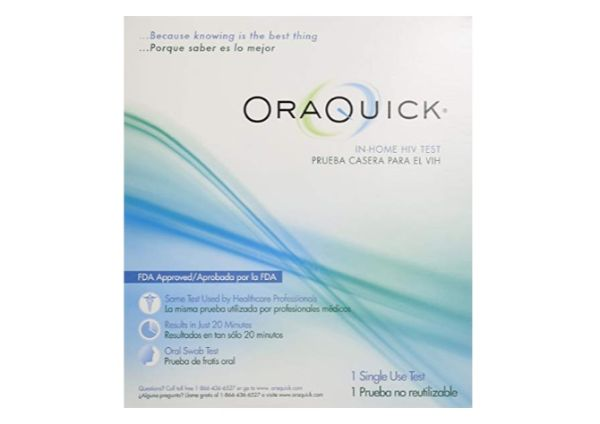 OraquickHIV Test in Home