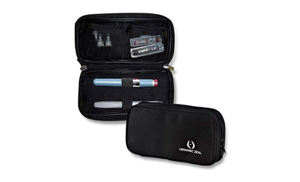 11. Organic Deal Insulin Travel Case