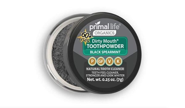 Primal Life Organics Activated Charcoal Powder