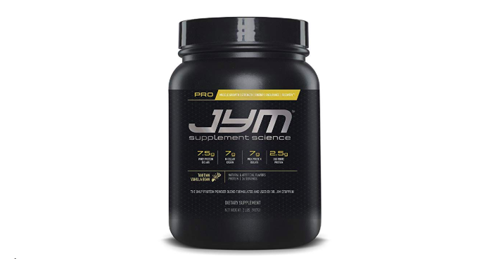 JYM Supplement Science Pro Jym