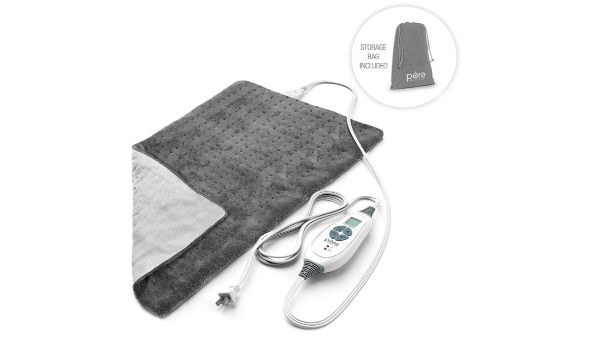 7. Pure Enrichment PureRelief Heating Pad