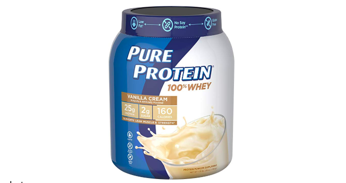 Pure Protein 100% Whey