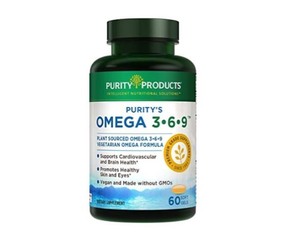 Purity Products Omega 3-6-9