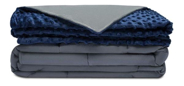 7. Quility Weighted Blanket