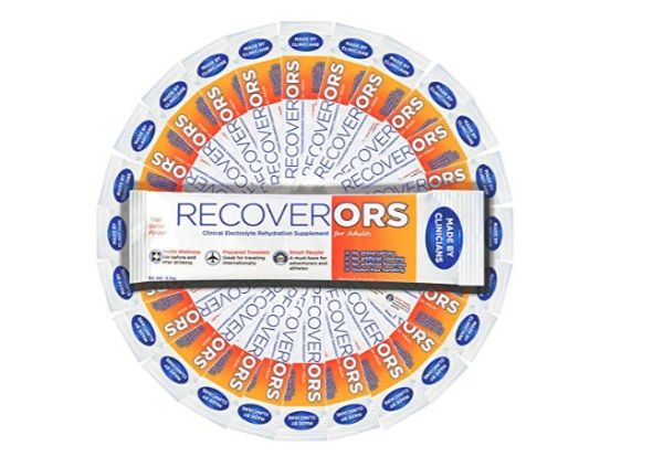 RecoverORS Clinical Electrolytes