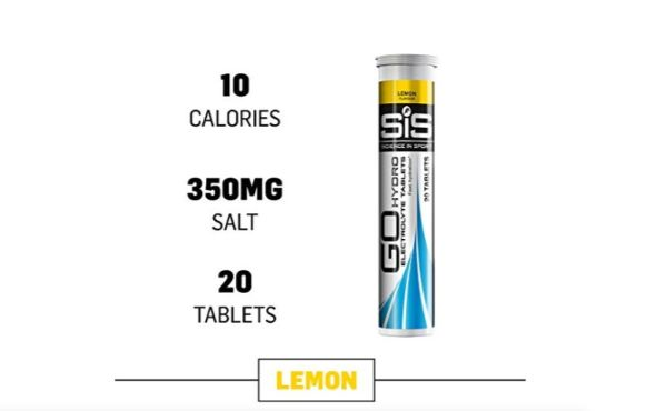 Science in Sport Go Hydro Electrolyte Tablets