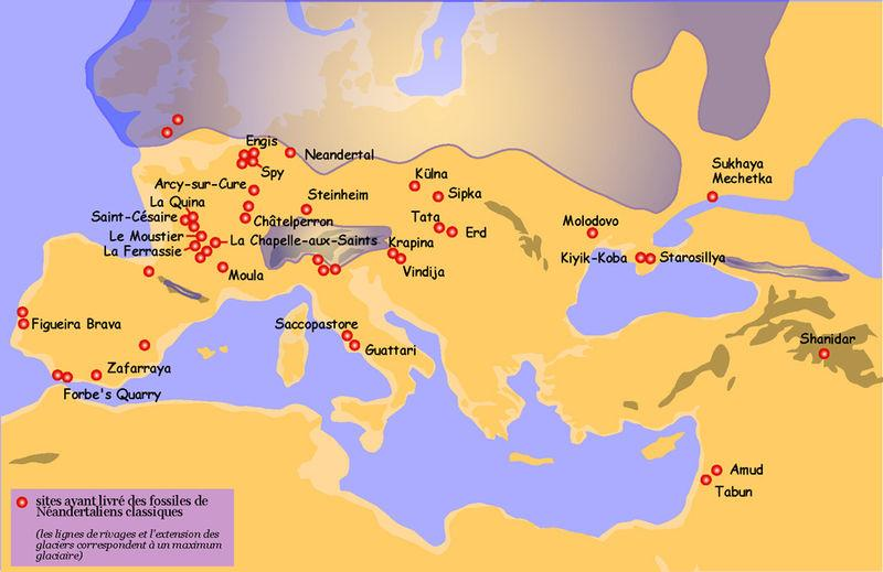 Modern Humans Interbreed With Neanderthals In Eurasia Long Ago
