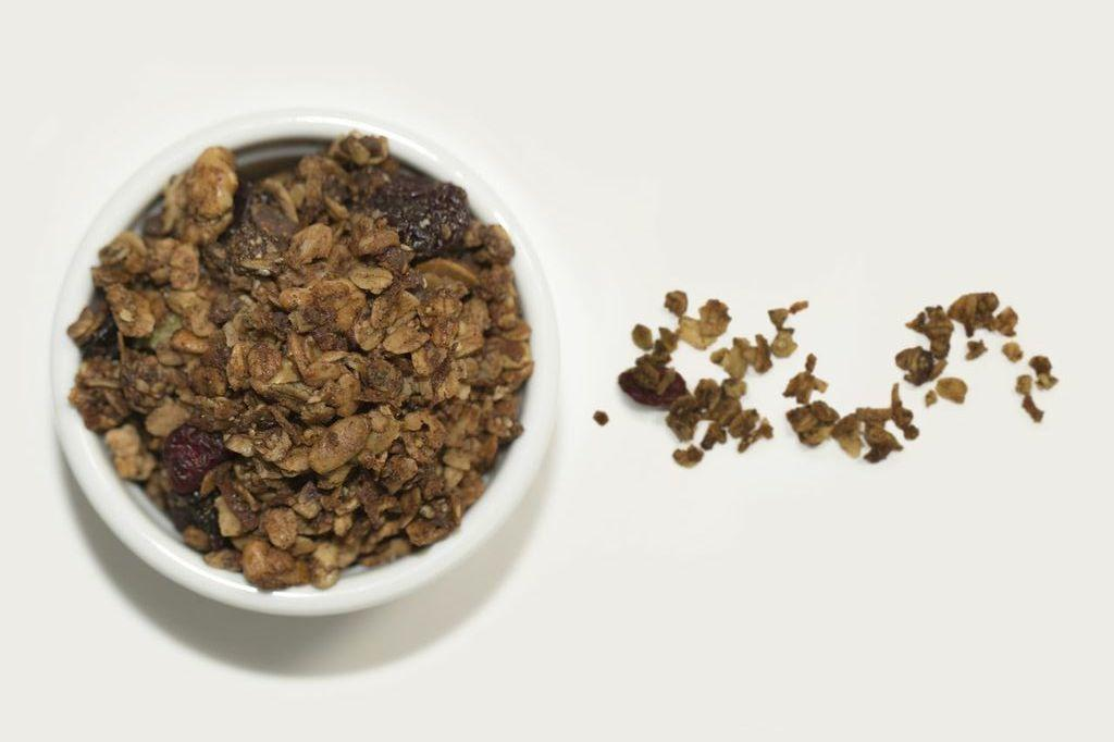 Coffee Flour superfood granola recipe