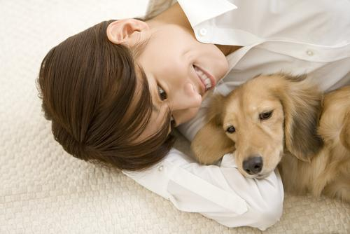 Women And Dogs Share Same Bond As Mother-To-Child