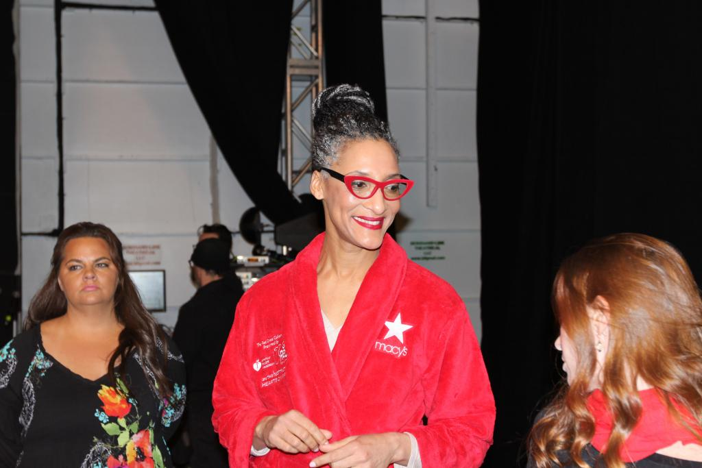 Go Red For Women Fashion Show