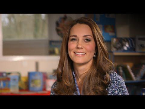 Kate Middleton Shows Support For Children's Mental Health Week In Her Second PSA
