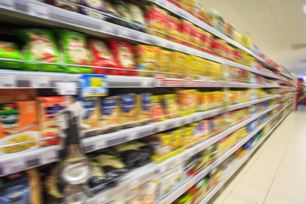 Unhealthy Grocery Store Foods