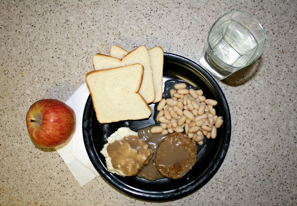 Bread and water and a whole lot more at Ontario County Jail