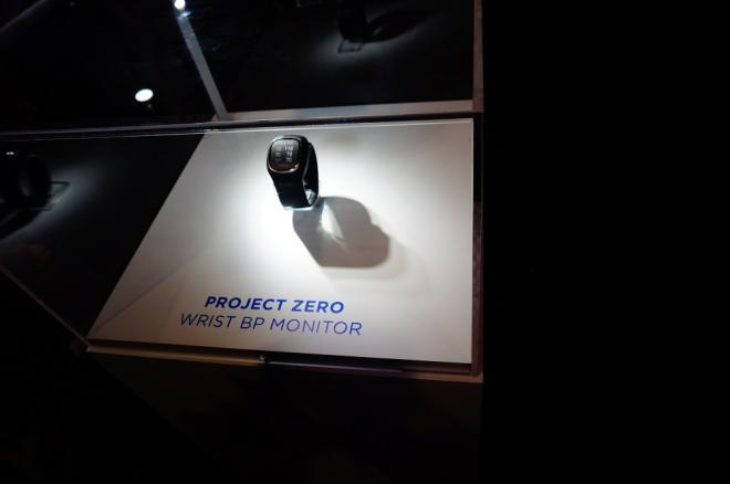 Project Zero Wrist Blood Pressure Monitor