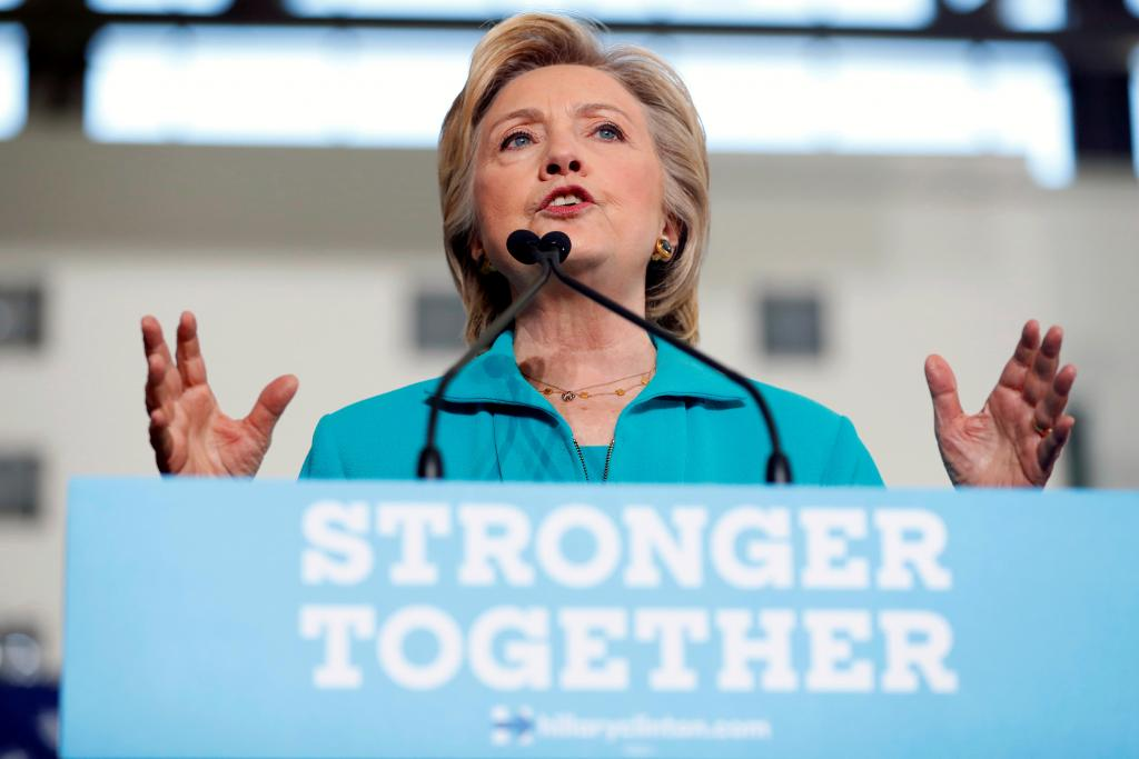 Hillary Clinton Reveals Mental Health Care Plan; Suicide ...